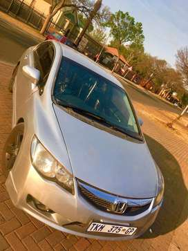 Am selling my Honda civic neat nd clean