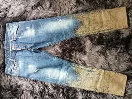Dsquared MUD CLEMENT JEANS
