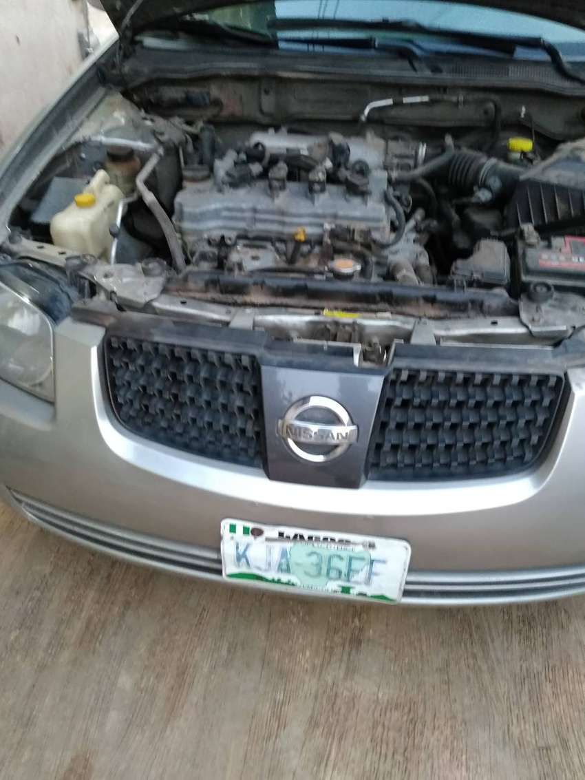 Neatly used Nissan Sentra for sale 0