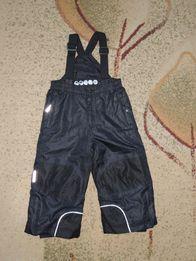 фирменные мембранные теплые зимние лыжные штаны Icepeak p.92