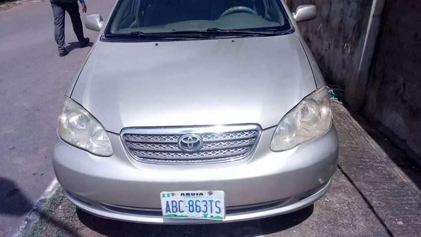 Buy and Drive Toyota Corolla 2005. 0