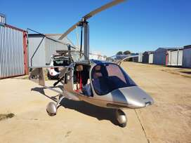 Gyrocopter Xenon RST