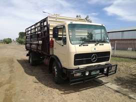 Mercedes 1419 Cattle Body