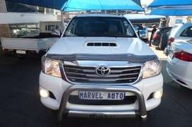 2011 Auto Toyota Hilux 3.0 Lenged 45 Double Cab