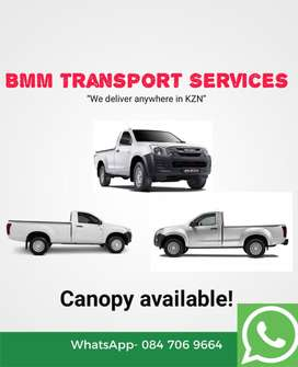 Bakkie Hire and Removals