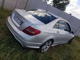 Mercedes Benz w204 c180 facelift stripping for spares