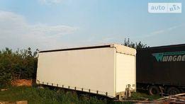 Прицеп OBERMAIER 10.5 тонн. С Германии.