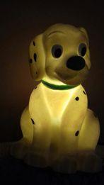 Ночник настольная лампа Далматинец