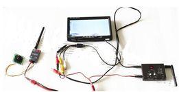 FPV System Boscam 5.8Ghz 600mW 48CH do SJ4000