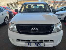 2007 Toyota Hilux 3.0 D-4D 4x2 Single Cab