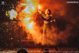Театр вогню FIRE LIFE - найкраще вогняне шоу Закарпаття!