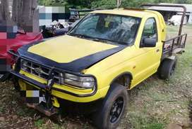 Ford Ranger body available for spares