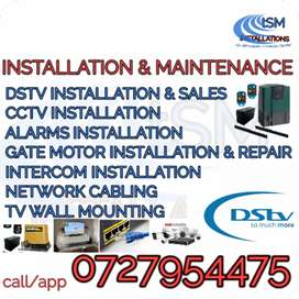 Dstv installation and sales
