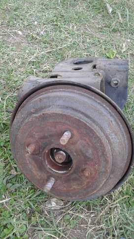 Rear axle for ford fiesta 1.4