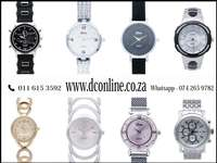 Used, Ladies and Mens Watches for sale  South Africa