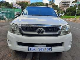 2009 Toyota Hilux 4.0 V6 double cab Automatic