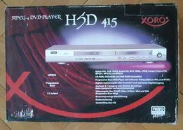 Продам видеомагнитофон XORO HSD415.