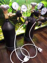 НОВОЕ! Оборудование система СО2 аквариума углекислотный баллон, балон