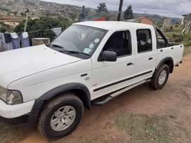 4wd double cab Ford ranger 2.5tdi.