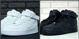 Nike Air Force1 высокие 39-45 puma муские reebok кроссовки new balance