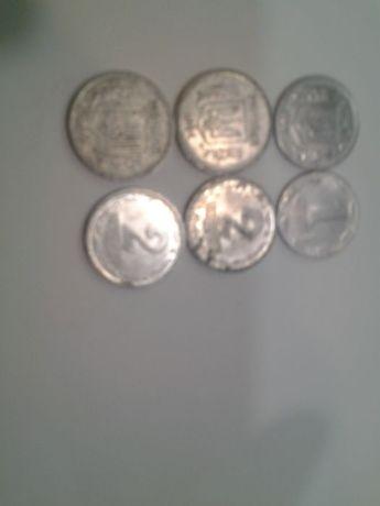 продам монети 1,2 коп.