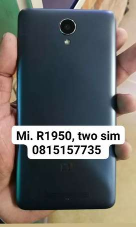 M.i. Very good phone to use