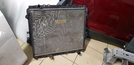TOYOTA HILUX GD6 COMPLETE RADIATOR WHIT CONDENSER AVAILABLE