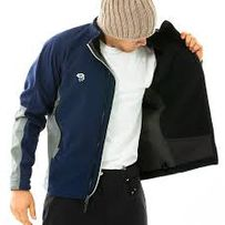 Idlelna na narty lub deskę kurtka Windstoper Softshell rozmiar M
