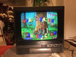 """Телевізор CLATRONIC 37 см (14"""") Німеччина."""