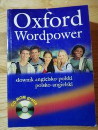 Słownik Oxford Wordpower