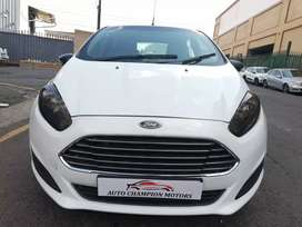 FORD fiesta in a very good condition