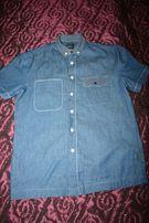 Стильная коттоновая рубашка Two Square, размер S, в идеальном сост.