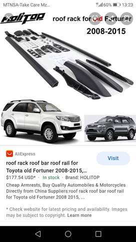 Toyota fortuner parts for sale