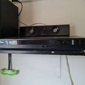 Samsung 1.5 DVD Home theater system