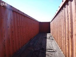 40 футовый моркой контейнер с открытым верхом 40' Open Top Container