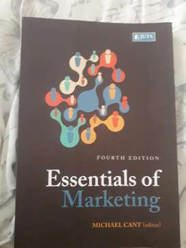 Essentials of Marketing- Michael  Cant fourth  edition