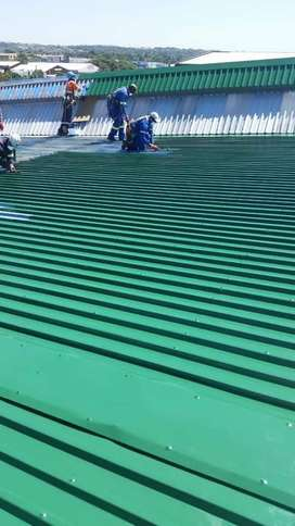 Roof Repairs and Waterproofing Specialists - Gauteng