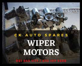 Wiper motors for sale for most vehicles make and models.