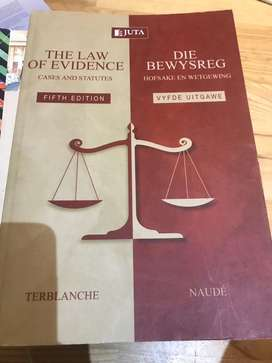 The Law of Evidence Cases and Statutes 5e