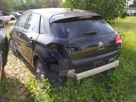 2012 Citroën C4 1.2 Stripping For Spares
