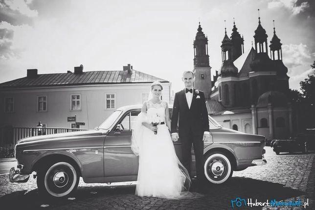 Samochód Volvo Amazon 1962r. do ślubu, Szofer Wielkopolska Auto Pojazd Poznań - image 7