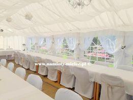 Namiot weselny, namiot na Pierwszą Komunię, namiot na poprawiny