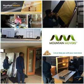 Mountain Movers  - Home & Office Removals