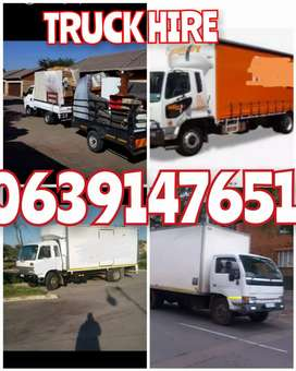 Furniture removals and truck hire