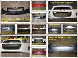 Chevrolet bumpers for sale.