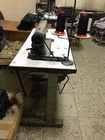 Промышленная электрическая швейная машина Mitsubishi DB-120