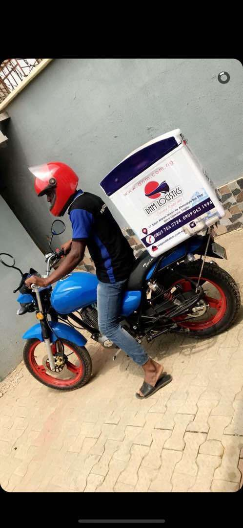 Experienced Dispatch Rider Needed (#40,000) 0