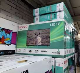 Ecco 32inch LED TV for only R2100 with a Warranty