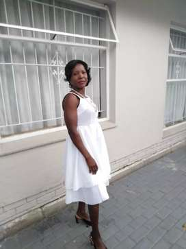 My name is joice, from malawi, aged 31,am looking for domestic work