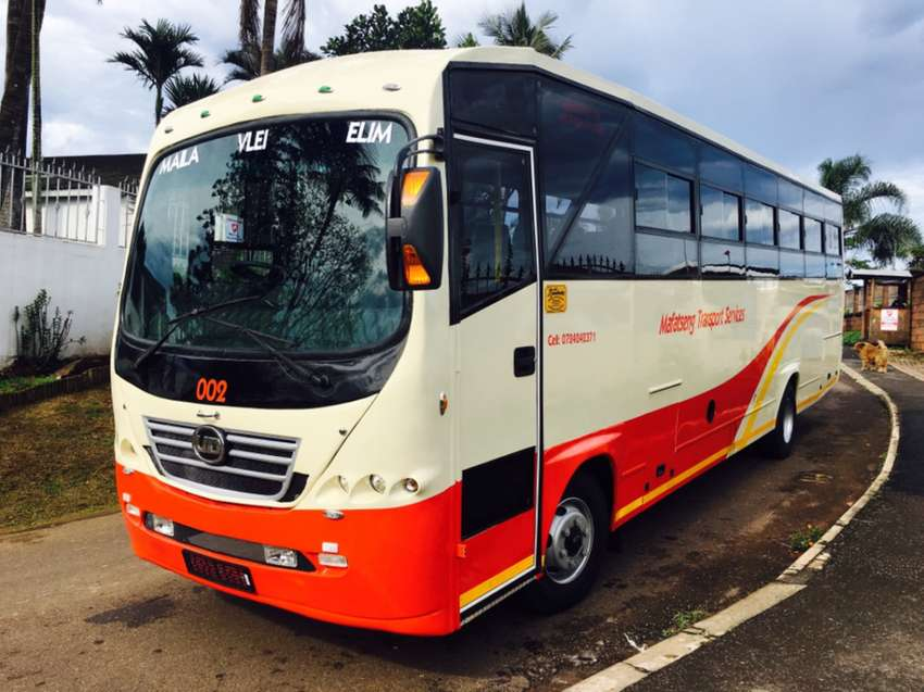 New 40 seater bus bodies only 0